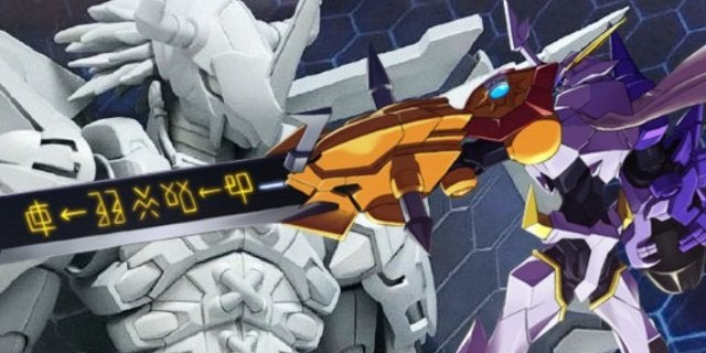 Digimon Unveils New High-End Figures of WarGreymon and Omnimon