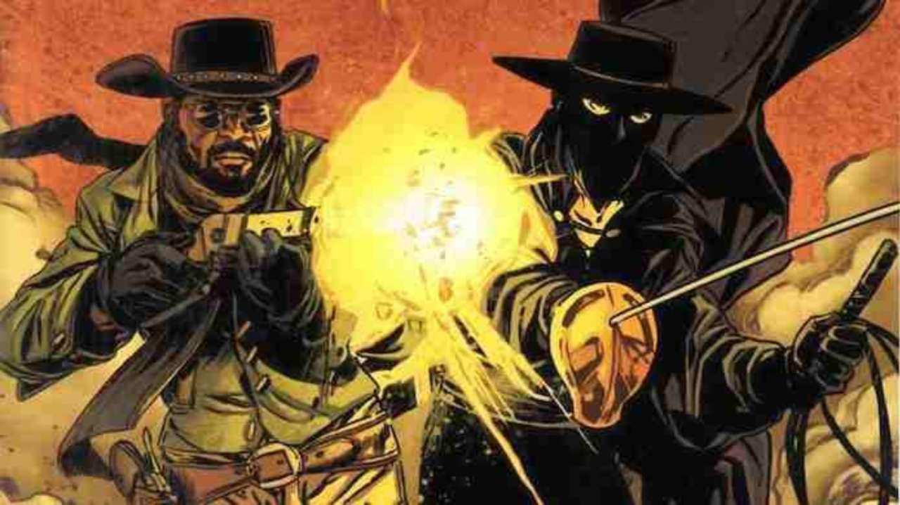 Quentin Tarantino Developing Django, Zorro Crossover Movie