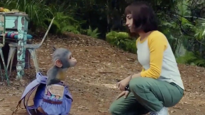 Live,Action Dora the Explorer Movie TV Spots Reveals Best