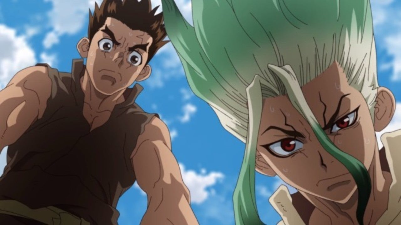 Dr Stone Shares New Trailer