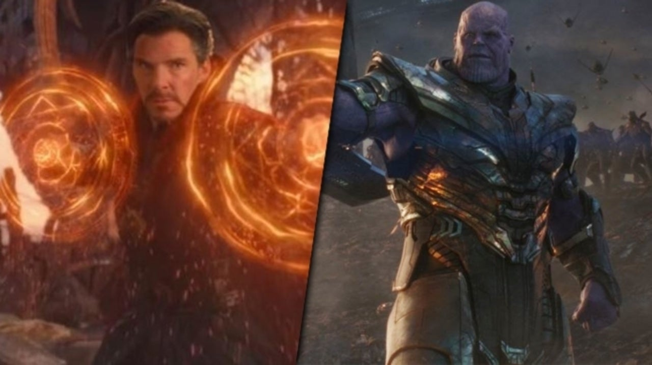 Avengers: Endgame Fan Theory Explains Why Doctor Strange Did Not Fight Thanos