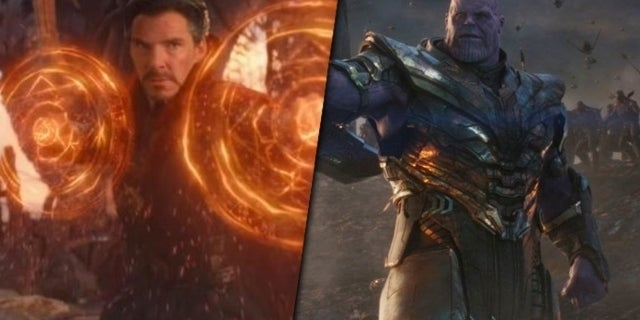 Avengers: Endgame Theory Explains What Doctor Strange Saw In the Future