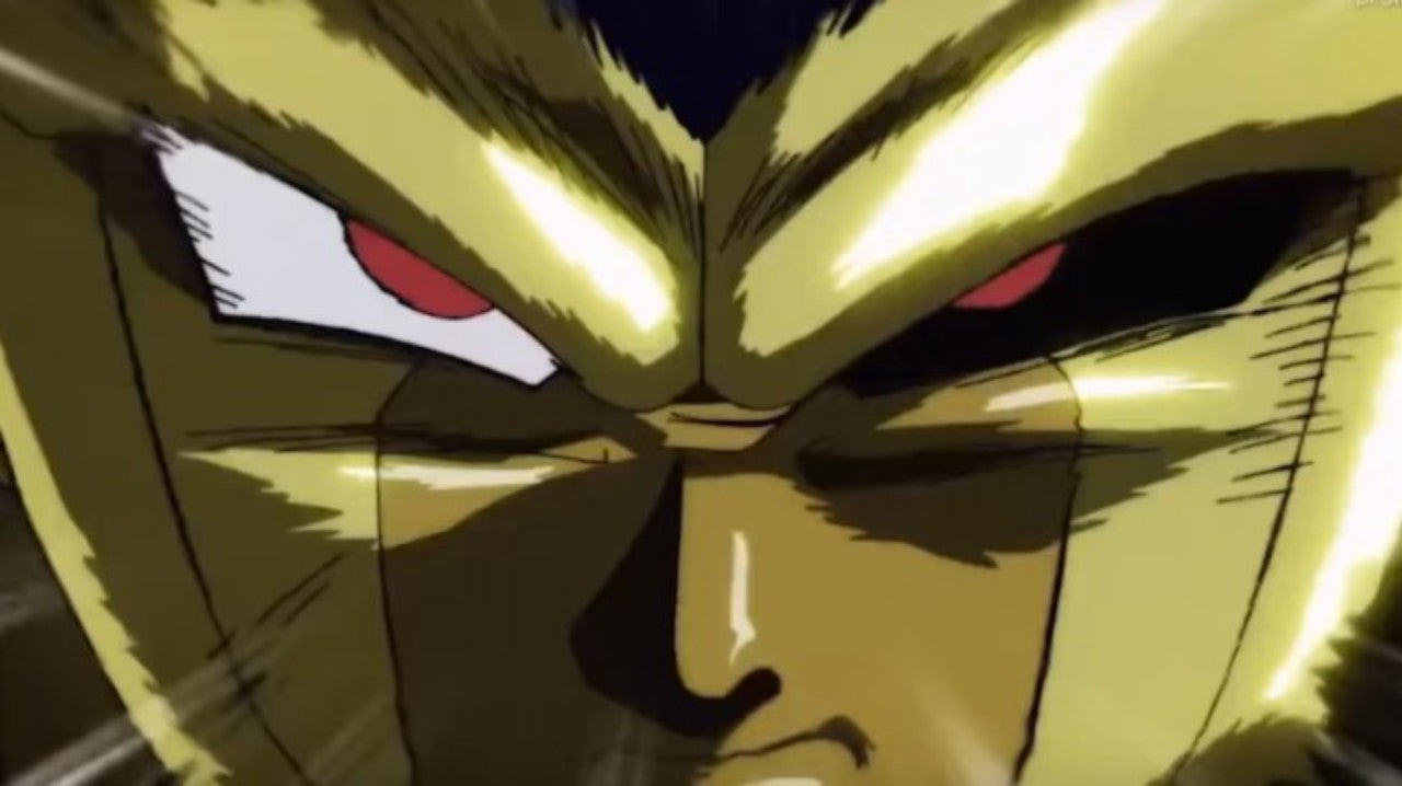 Dragon Ball Heroes Shows Off Golden Metal Cooler S Power
