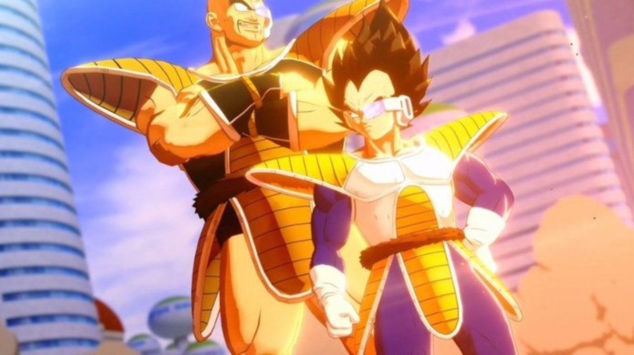 Dragon Ball Game Project Z Officially Titled Dragon Ball Z Kakarot, Reveals New Trailer