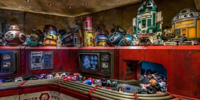 The Most Expensive Item at Star Wars: Galaxy's Edge Costs More Than a Car