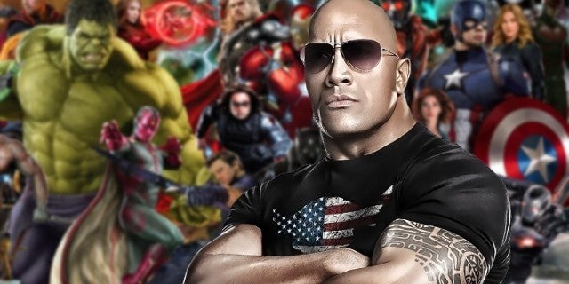 Hobbs & Shaw's Dwayne Johnson Comments on His Big MCU Role