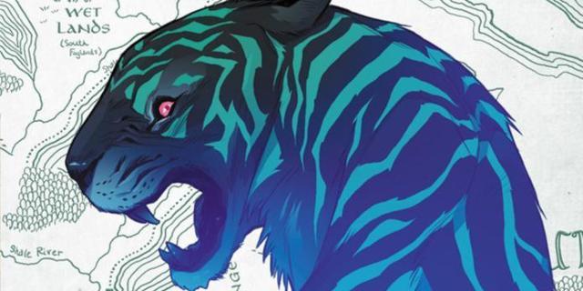 Eisner Awards Creators - Cover