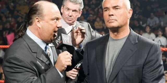WWE Hires Paul Heyman and Eric Bischoff as Executive Directors of WWE Raw and SmackDown Live