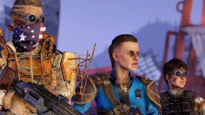 Atualização de Wastelanders do Fallout 76 é voltada para um jogador, diz Bethesda