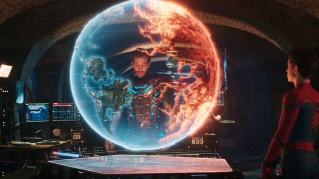New Spider-Man: Far From Home Clip Reveals What Happened On Mysterio's Earth
