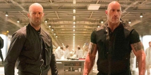 The Rock Announces New Hobbs & Shaw Trailer Coming Next Week