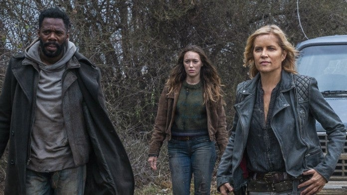 Fear the Walking Dead Madison Alicia Strand