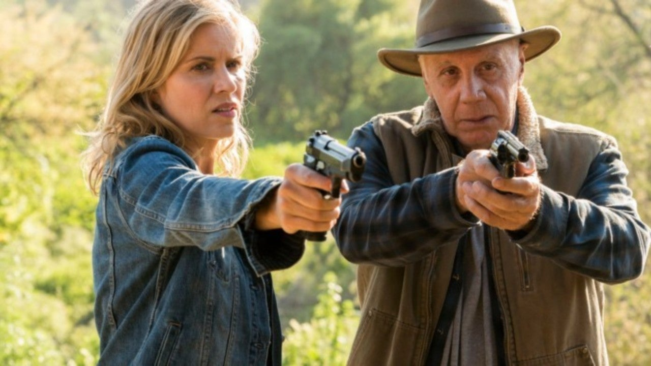 Fear the Walking Dead's Kim Dickens Joins Rosario Dawson Crime Anthology as Series Regular