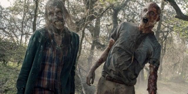 Fear the Walking Dead walkers