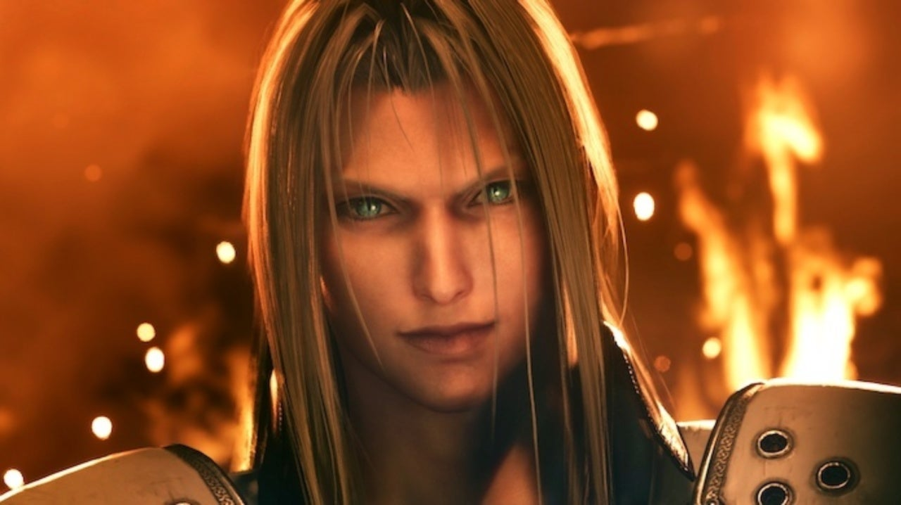 Each Part of Final Fantasy VII Remake Will Be The Size of a Standalone Final Fantasy