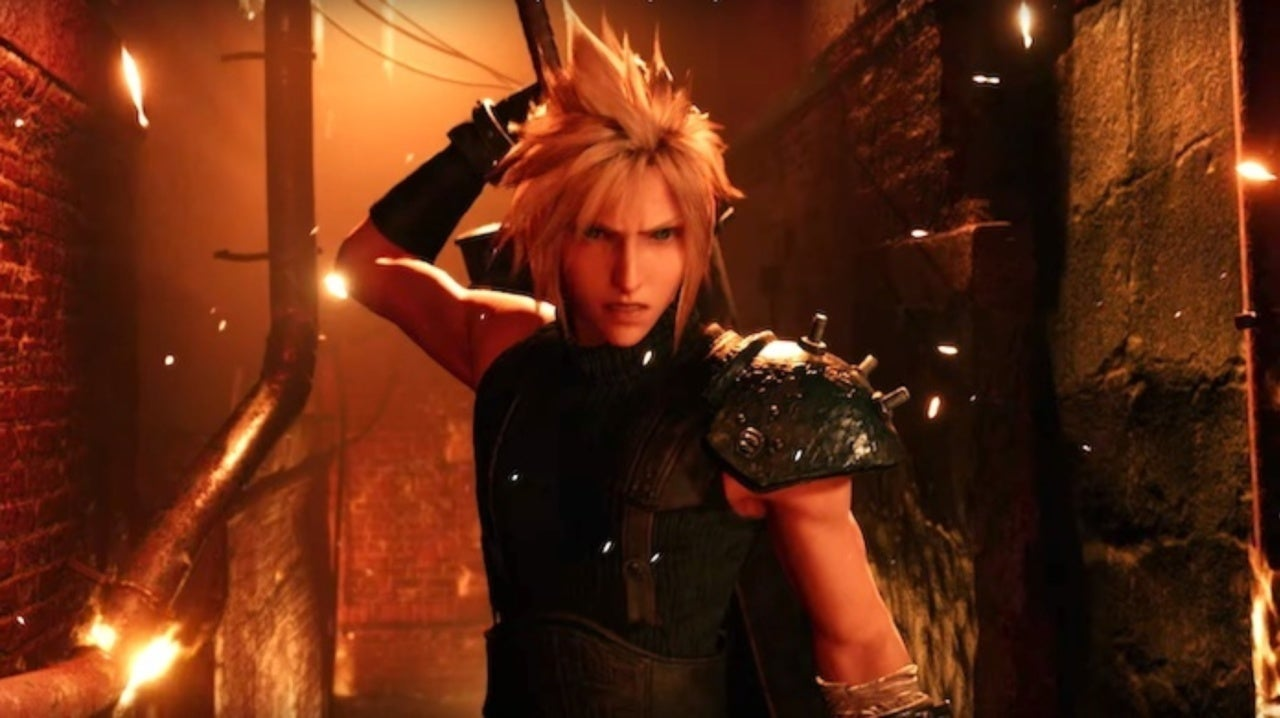 New Final Fantasy VII Remake Gameplay Reveals Epic Boss Fight and Classic Mode