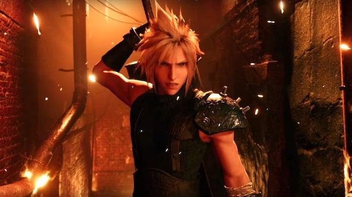 Final Fantasy VII Remake também está chegando ao PS5
