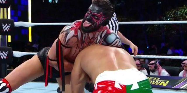 Demon Finn Balor Dominates Andrade, Retains Intercontinental Championship