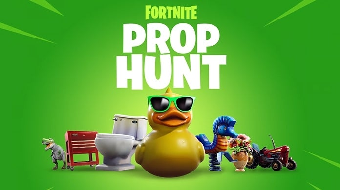 Fortnite Prop Hunt