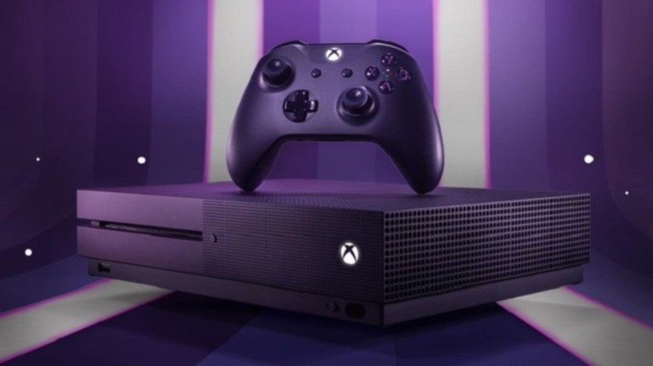 Fortnite Themed Xbox One S Revealed