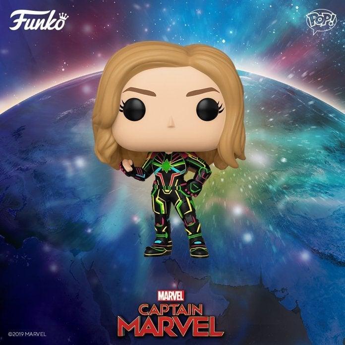 funko-captain-marvel-neon-suit-pop-figure
