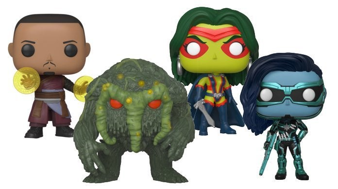 SDCC 2019 Exclusive Funko Pops Are Here!