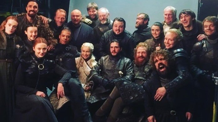 Game of Thrones Panel SDCC Comic-Con 2019 Cast Members Lineup