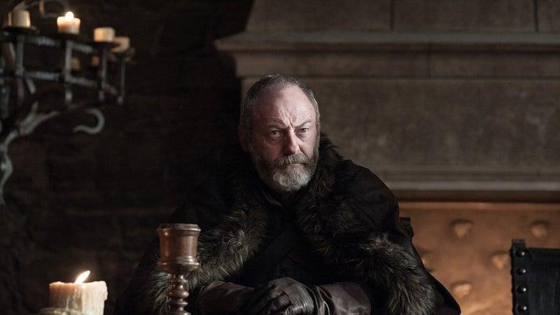 Game of Thrones Season 8 Panel Comic-Con Liam Cunningham