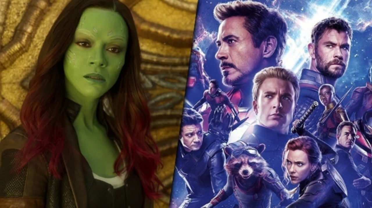 Avengers: Endgame Writers Reveal Gamora's Post-Endgame Fate