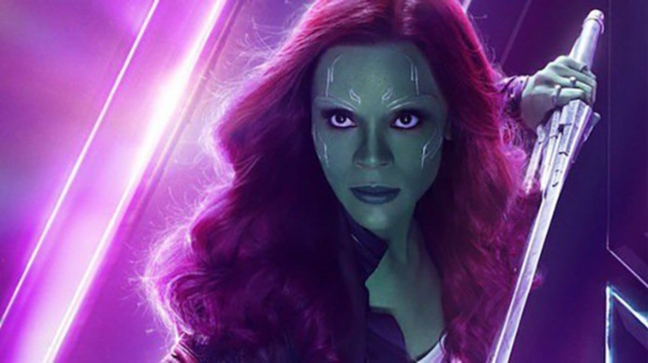 Zoe Saldana Teases Gamora's Guardians of the Galaxy Vol. 3 Return