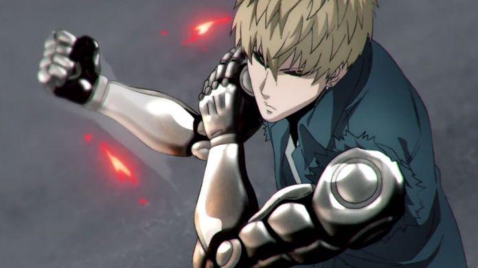 Genos-One-Punch-Man