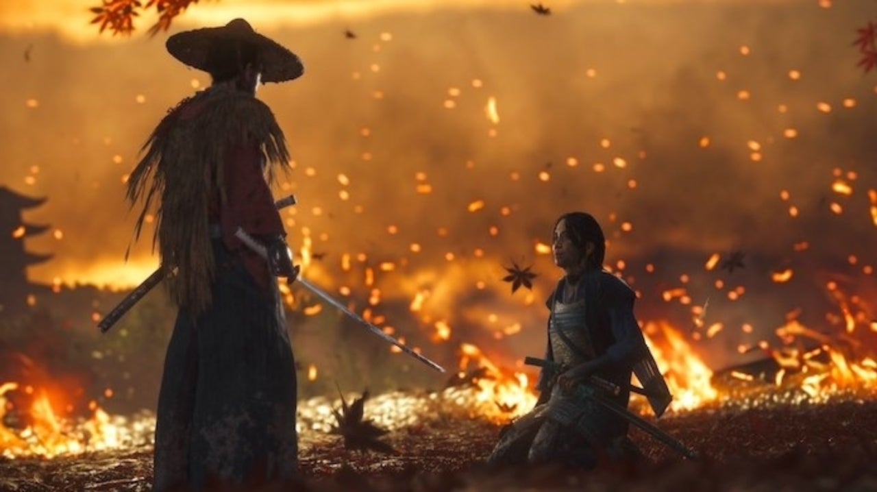 Ghost of Tsushima Reportedly Releasing in The First Half of 2020