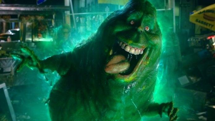 Ghostbusters 2016 Slimer