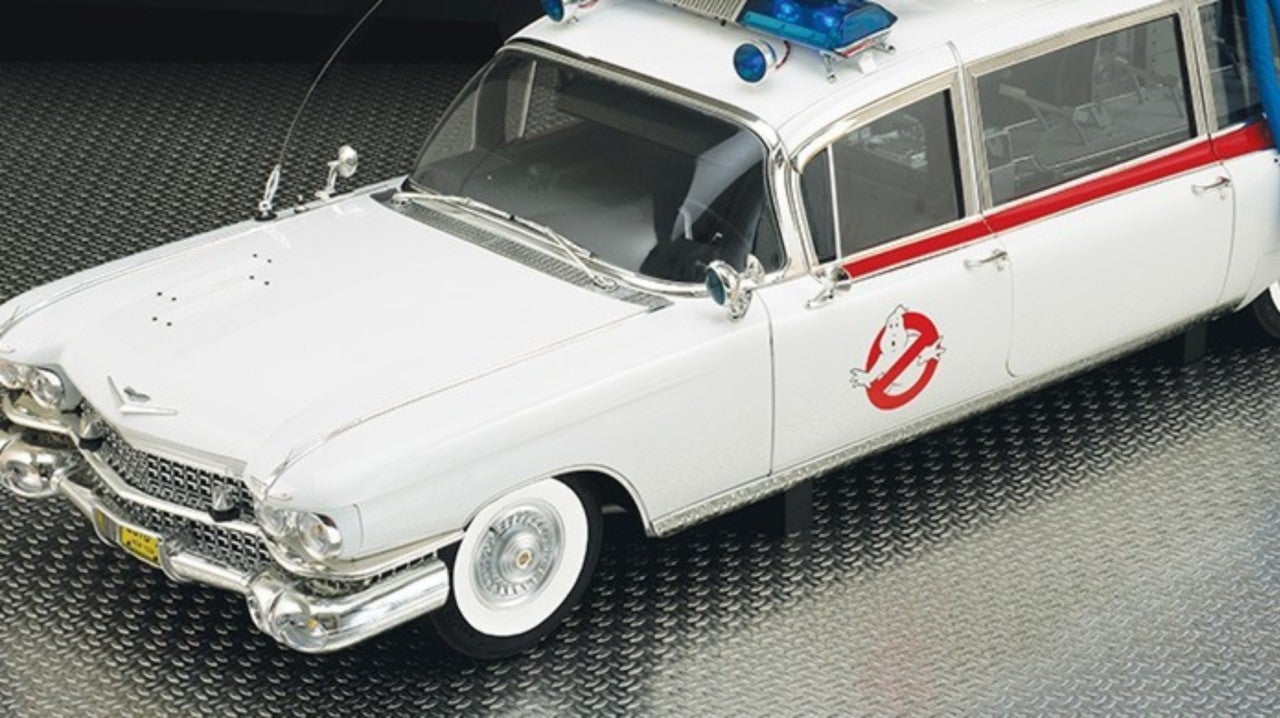 Hero Collector Reveals Stunning New Ghostbusters ECTO-1 Replica and Subscription Program