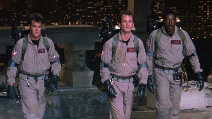 Ghostbusters Murray Aykroyd Hudson