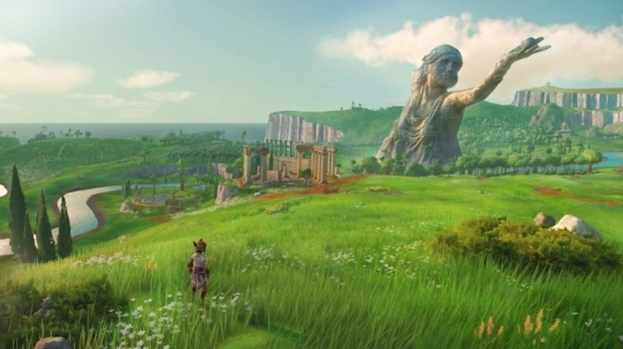 Ubisoft Announces New RPG Called Gods & Monsters