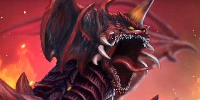 Godzilla Card Game Announced