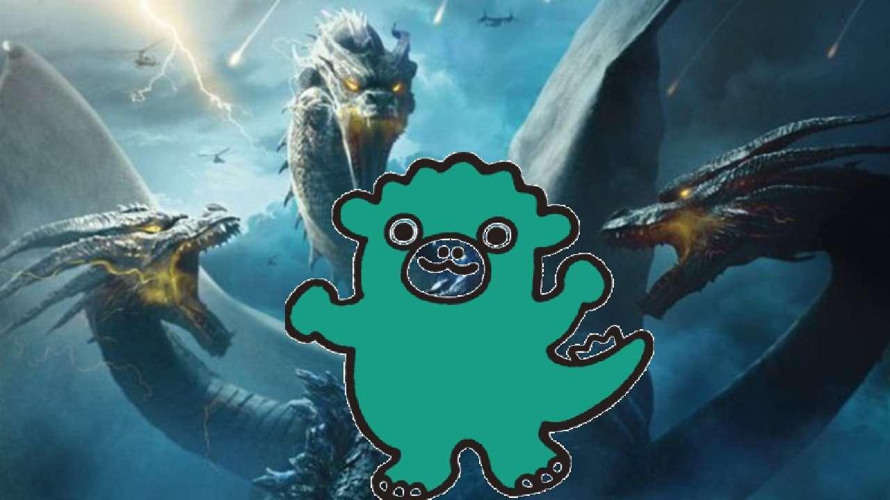 Godzilla Chibi