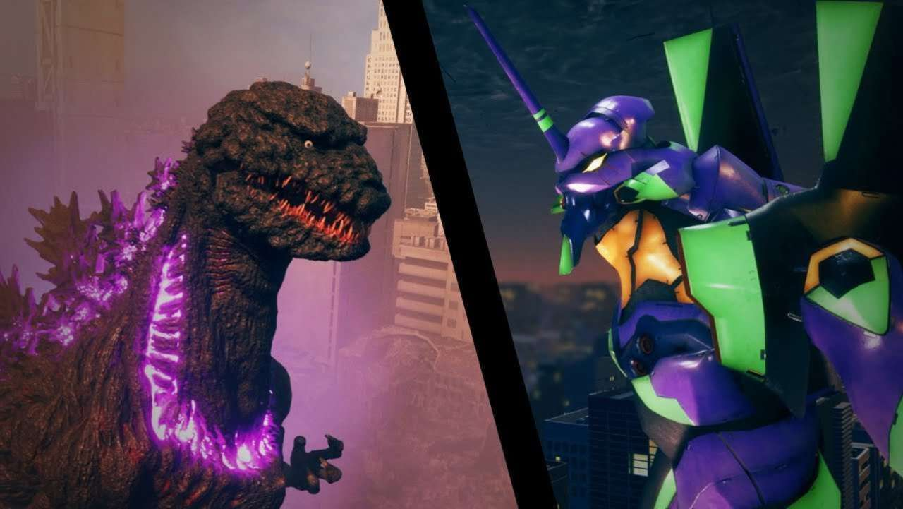 This Godzilla x Evangelion Kaiju Action Figure Is A Must-Have