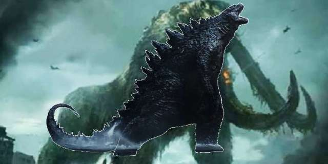 Godzilla Reveals Official Artwork For Titanus Behemoth