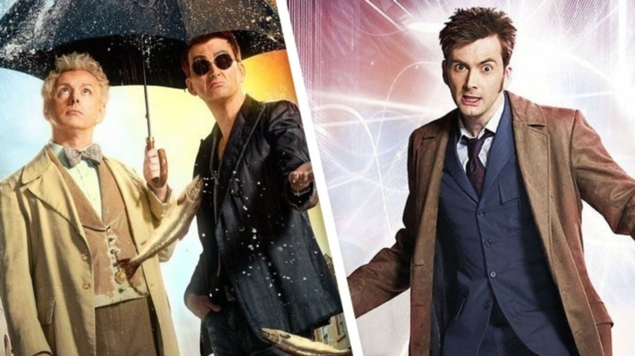 Good Omens Has Several Doctor Who Easter Eggs