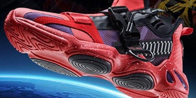Mobile Suit Gundam Announces Official Sneaker Collection