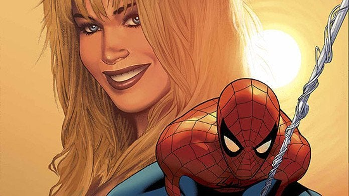 Gwen Stacy Spider-MAn