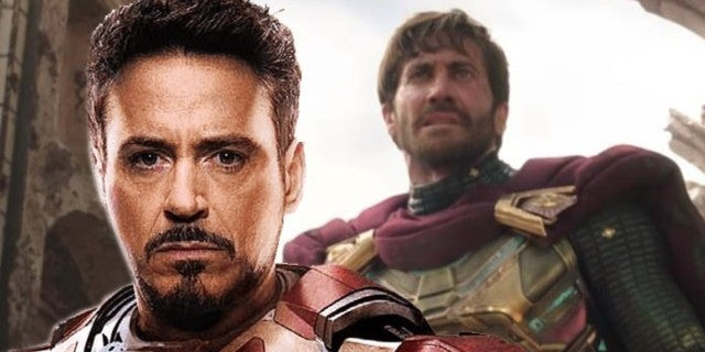 Spider-Man: Far From Home's Jake Gyllenhaal Kept Iron Man's Secret For A Year And A Half