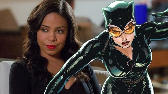 harley quinn dc universe sanaa lathan catwoman