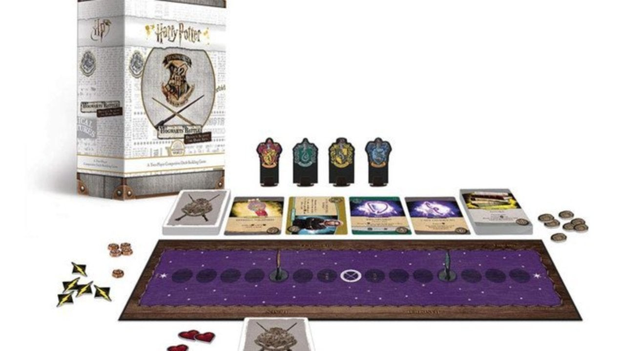 Fight With Magic In The Harry Potter Hogwarts Battle Defence