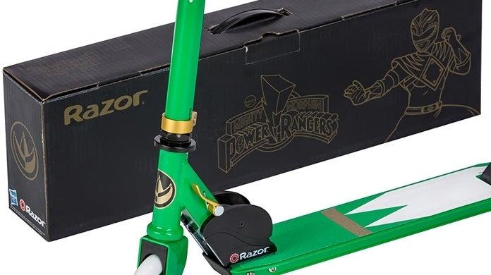 Hasbro-Power-Rangers-Green-Ranger-SDCC-Razor-Scooter-Hero-Header