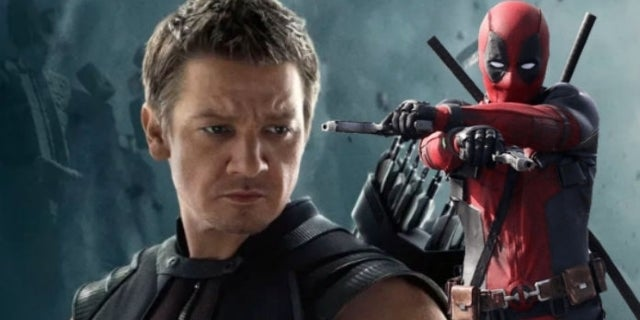 Avengers Star Jeremy Renner Teases Hawkeye Vs. Deadpool