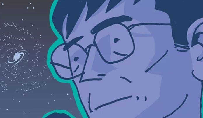 Hawking Interview - Cover