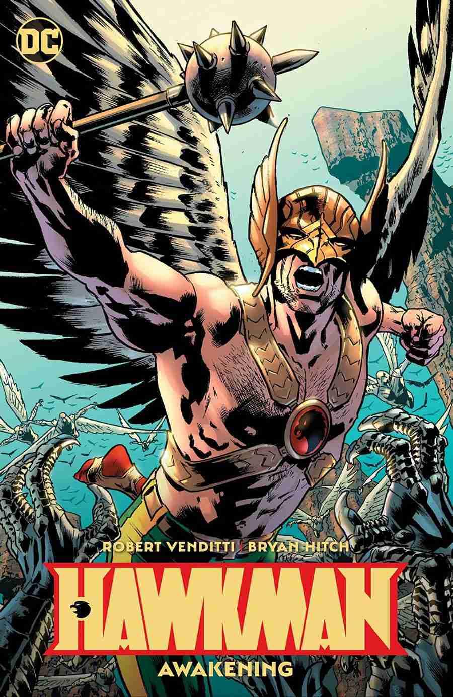 Hawkman Volume 1